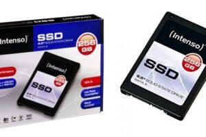 Recuperación de datos en discos duros externos Intenso