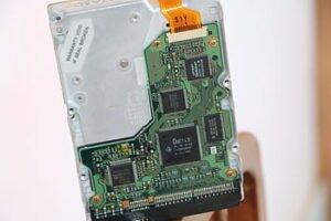 Recuperación de datos de discos Epson